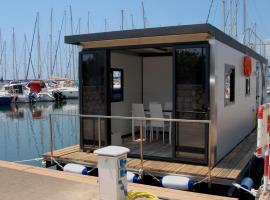 House Boat Luxury Cagliari, boat in Cagliari