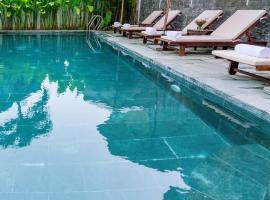 An Bang Beach Villa, homestay in Hoi An