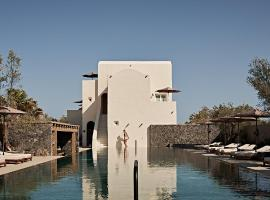 Istoria, hotel in Perivolos