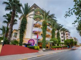 Sifalar Apart Hotel, отель в городе Аланья