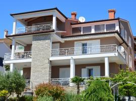 Villa Flavia, apartment in Rabac
