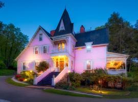 Cedar Crest Inn, hotel near Biltmore Estate, Asheville