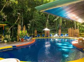 Byblos Resort & Casino, hotel in Manuel Antonio