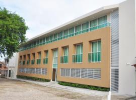 Rainha Hotel, hotel in Goiana