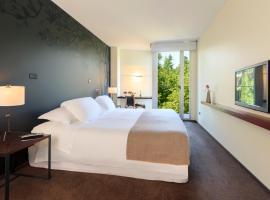 Hotel Ismael, מלון בסנטיאגו