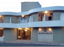 Hotel Ibicui, hotel em Rosário do Sul