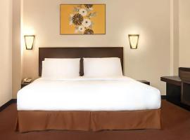 Hotel Summer View, hotel in Brickfields, Kuala Lumpur