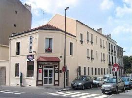 Hotel des Bains, hotel near Hippodrome de Vincennes, Maisons-Alfort