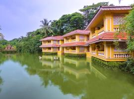 Mayfair Lagoon, accessible hotel in Bhubaneshwar