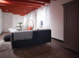 Dudok Studio's Arnhem, apartment in Arnhem