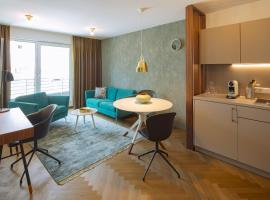 DD Suites Serviced Apartments, serviced apartment in Munich
