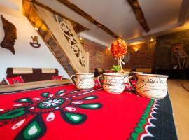 U Tadka – dom wakacyjny w Wiśle