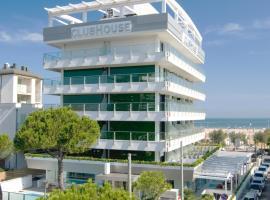 Club House Hotel, hotel a Rimini