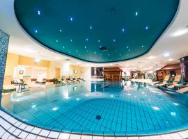 Mauritius Hotel & Therme, spa hotel in Cologne