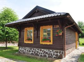 Chata 118 pri Liptovskej Mare a Tatralandii, hotel poblíž významného místa Aquapark Tatralandia, Liptovský Mikuláš