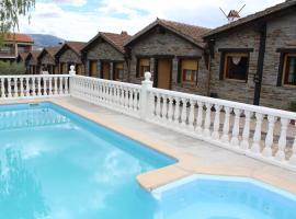 Posadas De Granadilla, casa rural en Zarza de Granadilla