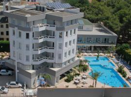 Hotel Dyrrah, hotel in Durrës