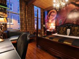 Velvet Hotel, отель в Манчестере