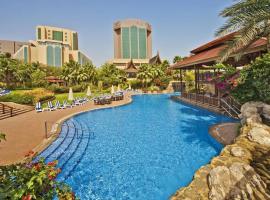 Gulf Hotel Bahrain, hotel in Manama