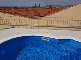 Hotel Alameda Palace, hotel in Salamanca