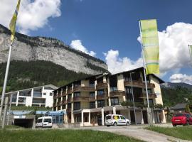 T3 Alpenhotel Flims, отель во Флимсе