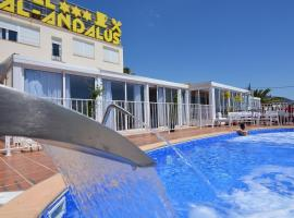 Hotel Al-Andalus, hotell i Nerja