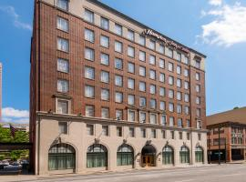 Hampton Inn & Suites Atlanta-Downtown, hotel near Atlanta Stadium (historical), Atlanta