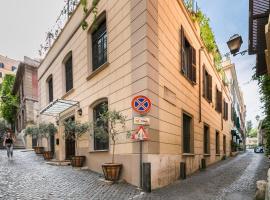 Hotel La Rovere, hotel near St. Peter's Basilica, Rome