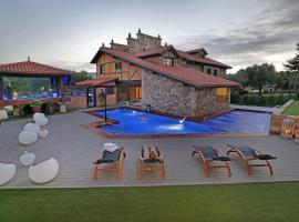 Posada Spa San Marcos, hotel in Santillana del Mar