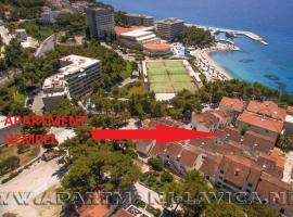 Apartment Hempel, luxury hotel in Podstrana