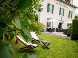 Hotel La Villa Fleurie, отель в Боне