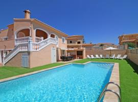 Holiday Villa Magia, cottage in Calpe