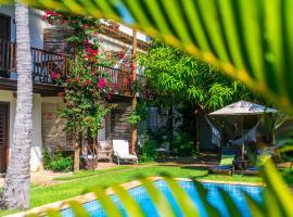 Villa Albergaria, guest house in Trairi