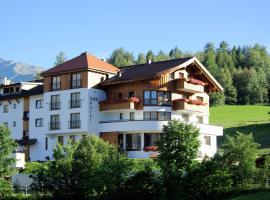 Hotel Puint, hotel in Ladis