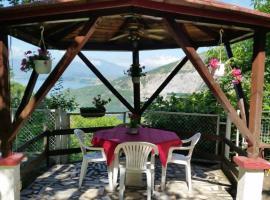 Melnicani, Breathtaking view B&B, hotel near St. George the Victorious Monastery, Debar