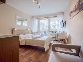VacationClub - Villa Mistral Apartament 3, hotel with jacuzzis in Świnoujście