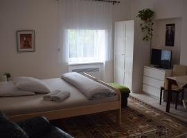 Apartmany Lípa, apartment in Tábor