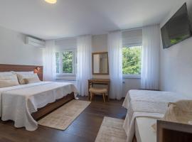 Up27 Suites Plitvice, hotel v destinaci Plitvická jezera