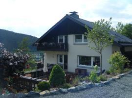 Apartment Schoenblick, hotel in Winterberg