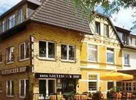 Hotel Gretescher Hof, guest house in Osnabrück