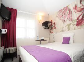 Hotel Inn Design Dieppe (ex-Kyriad), hotel en Saint-Aubin-sur-Scie