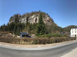 Hotel am Berg Oybin garni, Hotel in der Nähe von: Trixi Park, Kurort Oybin