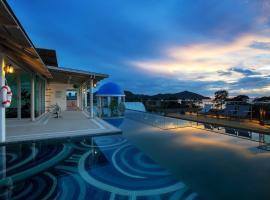 Costa Village Bangsaray, hotel near U-Tapao Rayong-Pattaya International Airport - UTP, Bang Sare