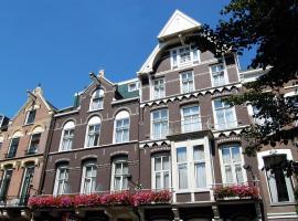 Prinsenhotel, hotel cerca de Plaza Leidseplein, Ámsterdam