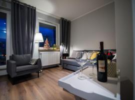 Katowice City Centre Apartment – obiekty na wynajem sezonowy w mieście Katowice