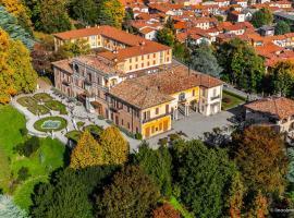 Villa Cagnola, hotel in Varese