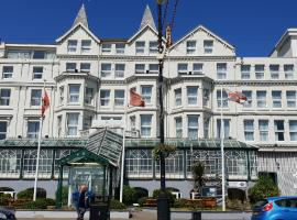 The Empress Hotel, boutique hotel in Douglas