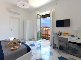 Caruso suite, budget hotel in Sorrento