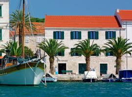 Boutique rooms Kastel Ismaeli, budget hotel in Vela Luka