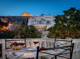 Noble Suites, hotel near Syngrou/Fix Metro Station, Athens
